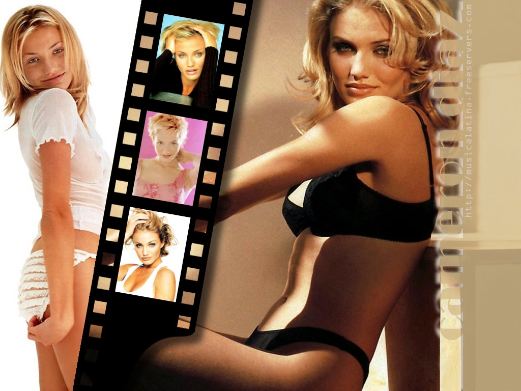 Cameron Diaz Hot Wallpaper